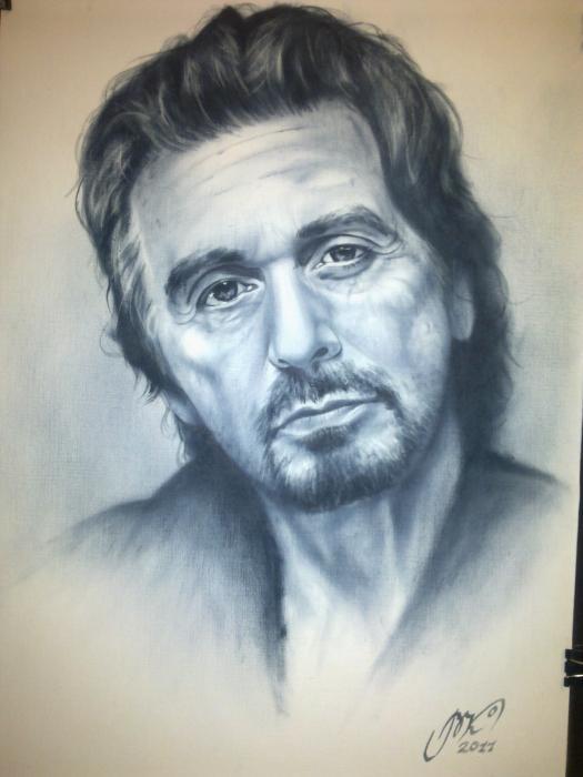 Al Pacino por vovaroz_23